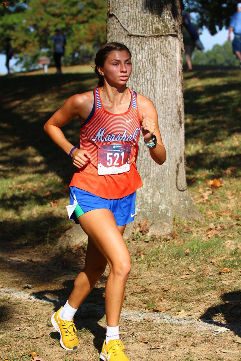 XC Invitational provides a stage for 800 athletes