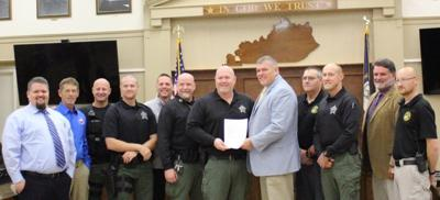 Fiscal Court declares Nov. as First Responders Appreciation Month