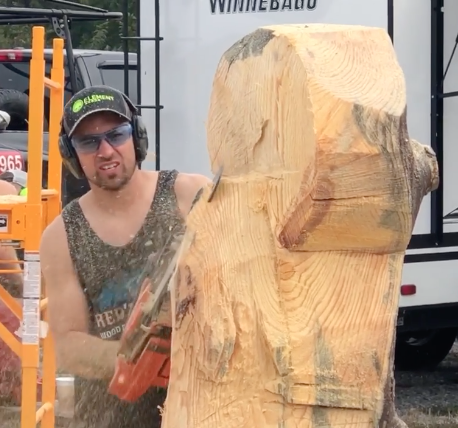 Chainsaw event to see stiff competition this weekend PHOTO 2