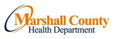 Marshall County sees virus spike LOGO