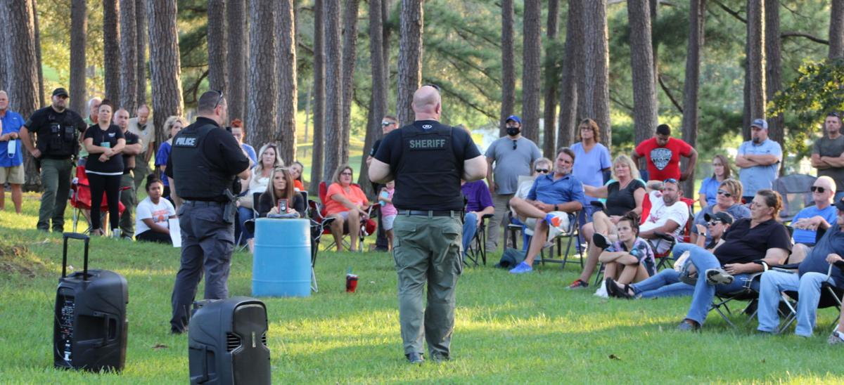 First responders speak to community about radio troubles PHOTO 1