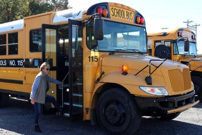 MC Schools suggests bus safety as best means of driver appreciation image