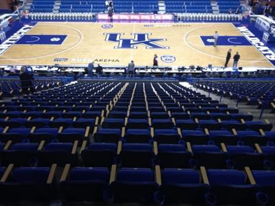 UK faculty group seeks name change for Rupp Arena - photo