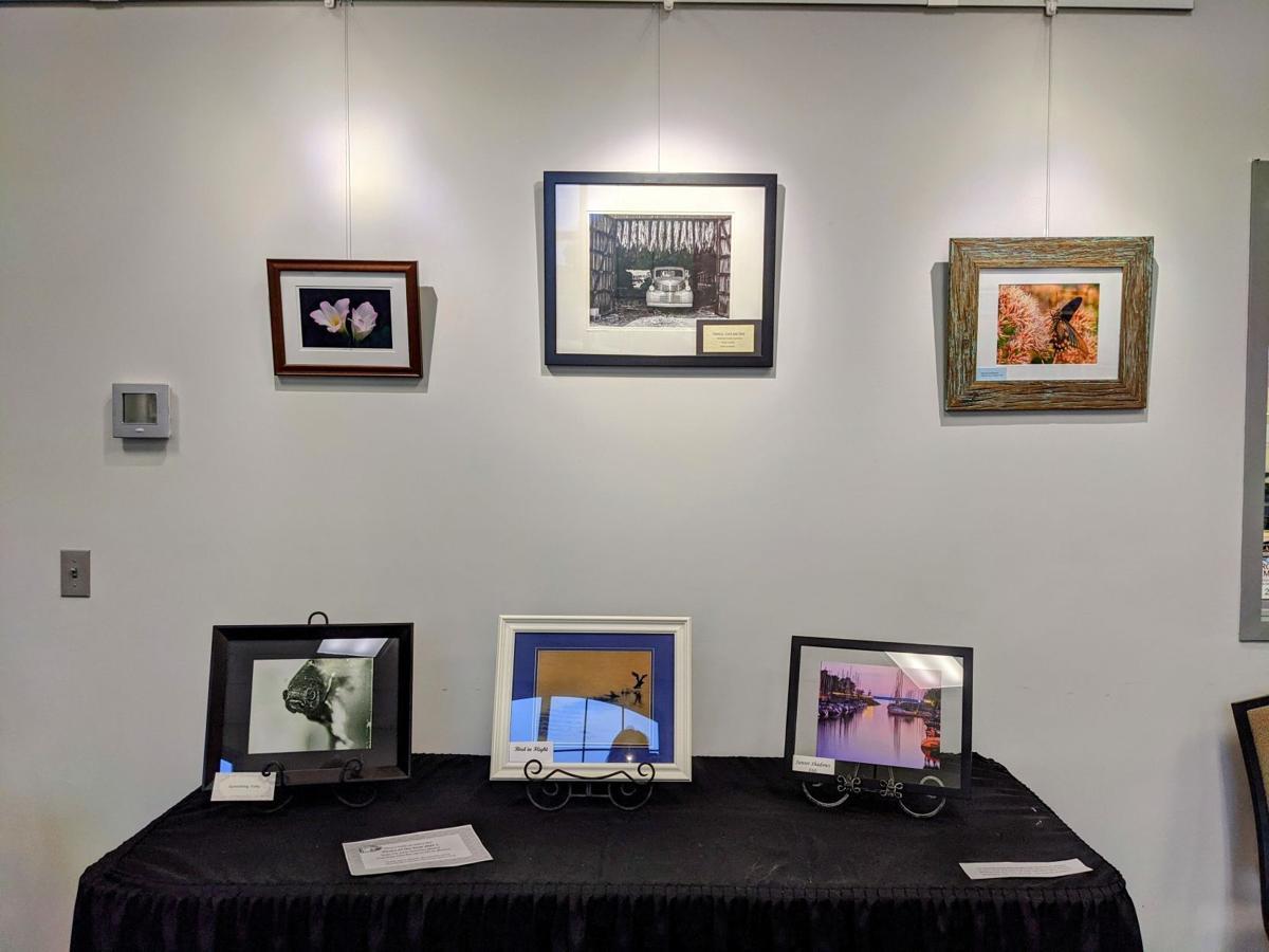 Marshall County Photography Club exhibit