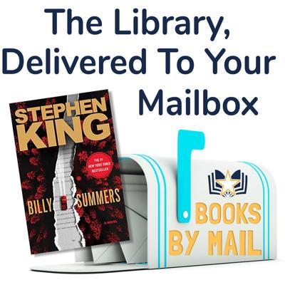 The library, delivered:  MCPL implements Books by Mail Program