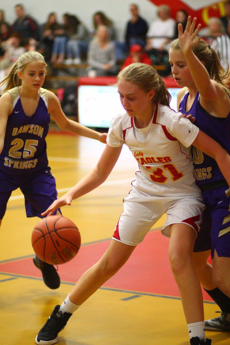 Eagles to face doubleheaders with Dawson Springs, Fulton County and Ballard Memorial