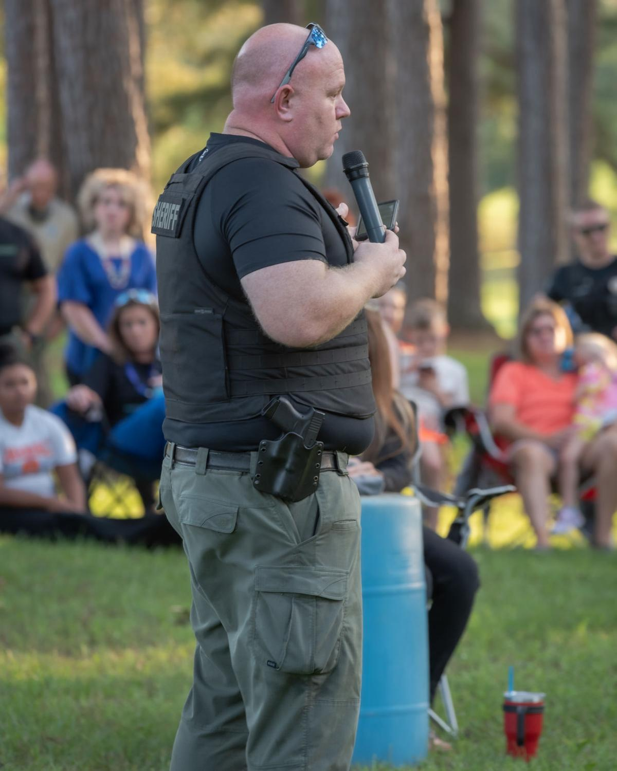First responders speak to community about radio troubles  PHOTO 2