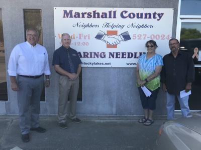 Local Cooperatives Donate To Needline