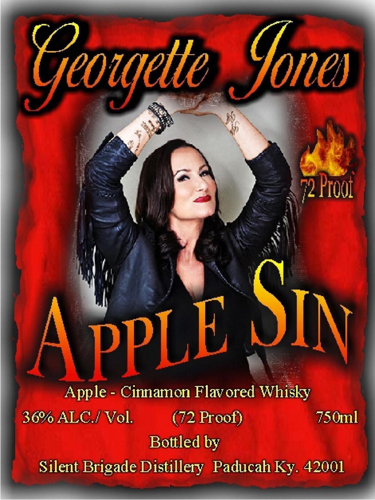 Apple Sin label