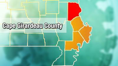 Cape Girardeau County COVID-19 map