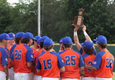 Marshals' plate patience pays off with district championship
