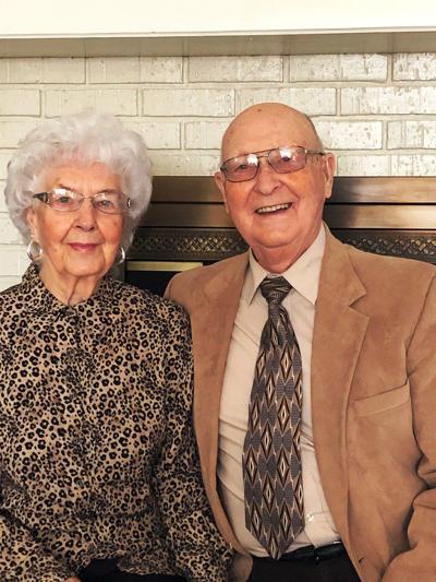 Thompsons celebrate 70th anniversary