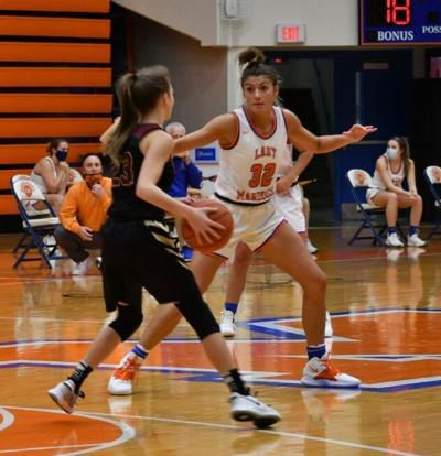 Lady Marshals bounce back Sunday for 15th straight