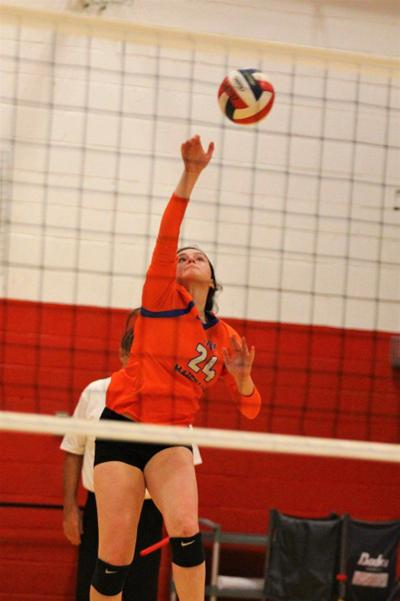 Volleyball's Region One trip over in round one