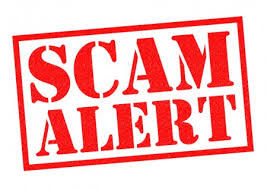 Benton PD issues scam alert pic