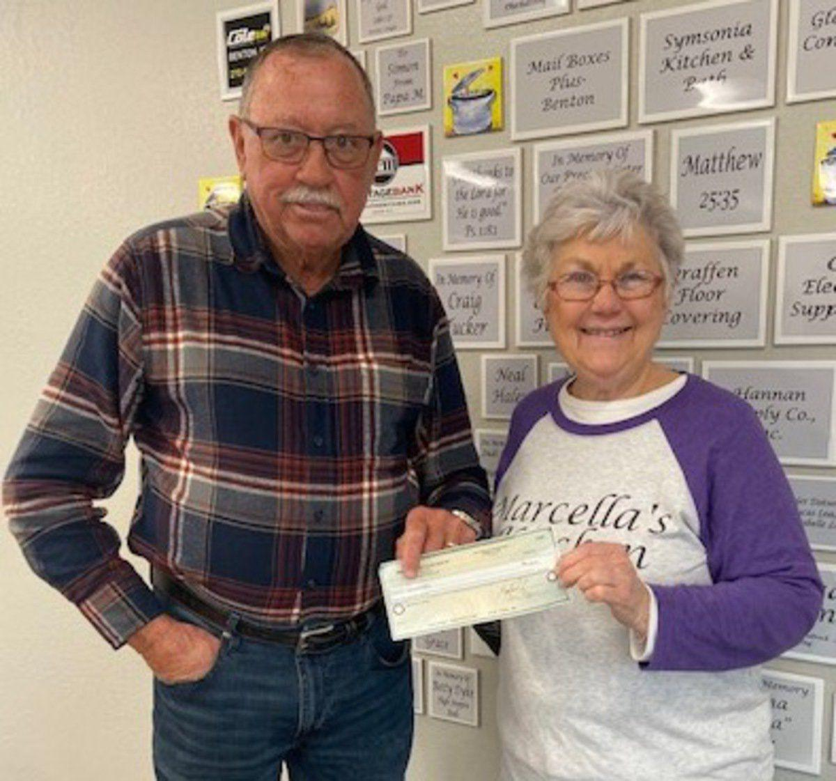 Marcella's Kitchen receives support from local organizations