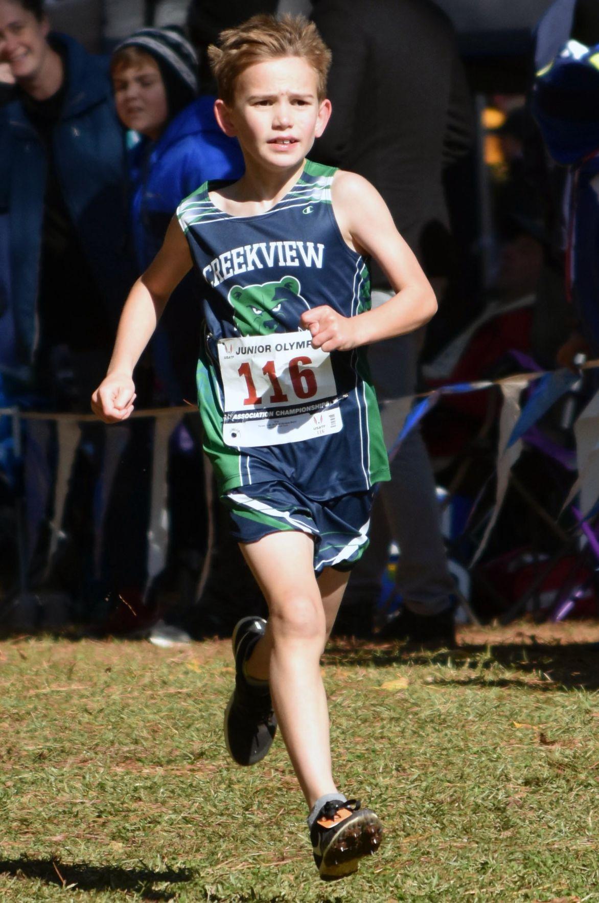 Turner running