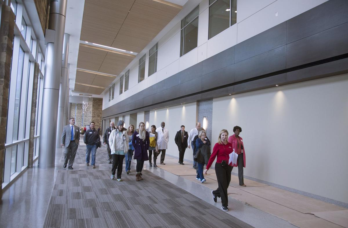 A healthy future - New hospital poised to open in May | Cherokee ...