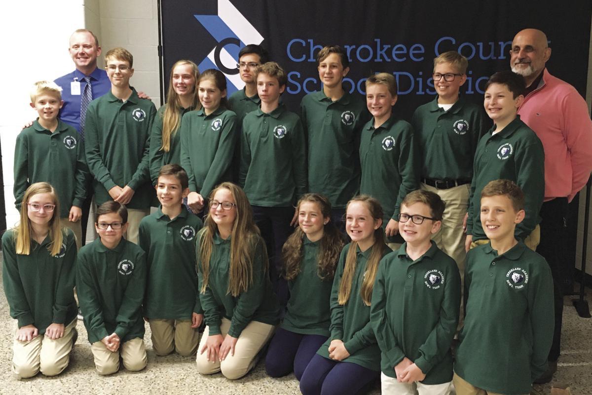 2019 CCSD Middle School Academic Bowl - Creekland MS.JPG