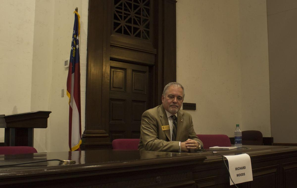 Forum features state school superintendent, secretary of