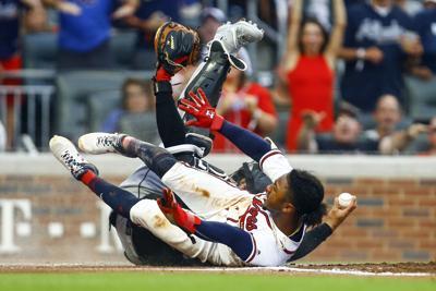 White Sox Braves Baseball