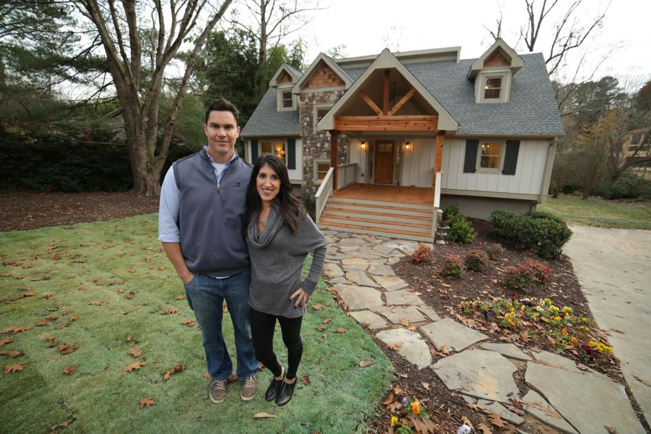 acb649ee Cherokee County house-flipping couple has found national success with  HGTV's 'Flip or Flop Atlanta' | Cherokee Life Magazine |  tribuneledgernews.com