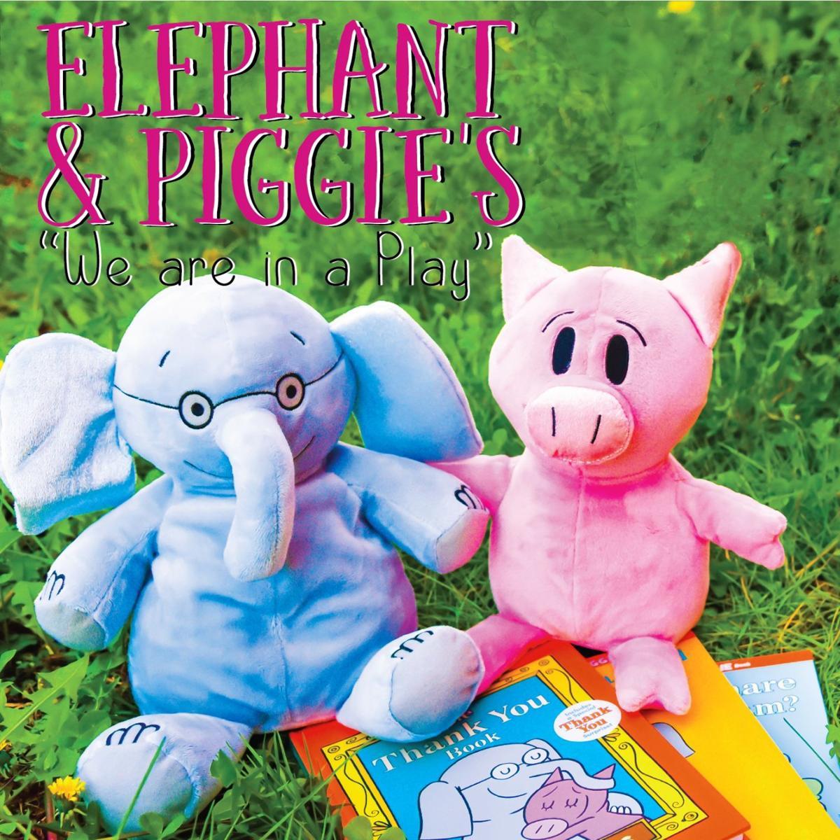Elephant & Piggie - Logo