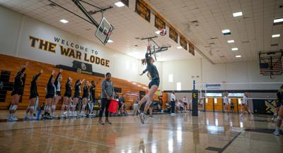 Sequoyah volleyball wins region to complete spectacular regular season