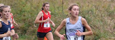 Girls Cross Country Runner of the Year: Gates continues to shine as county's premier runner