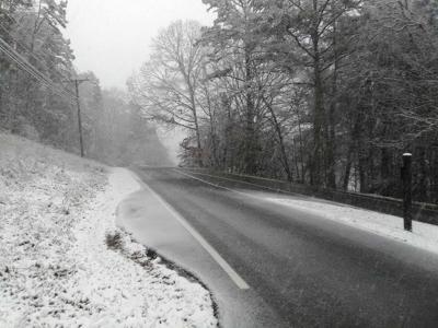 Winter Storm Warning issued for Cherokee