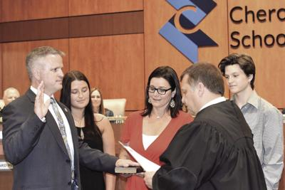 CCSD Police Chief Swearing In