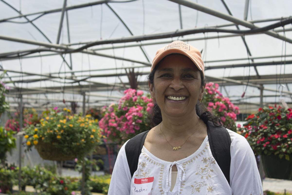 Roshmi Ismail