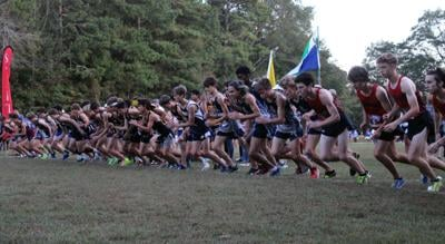2019 Boys Cross Country All-County