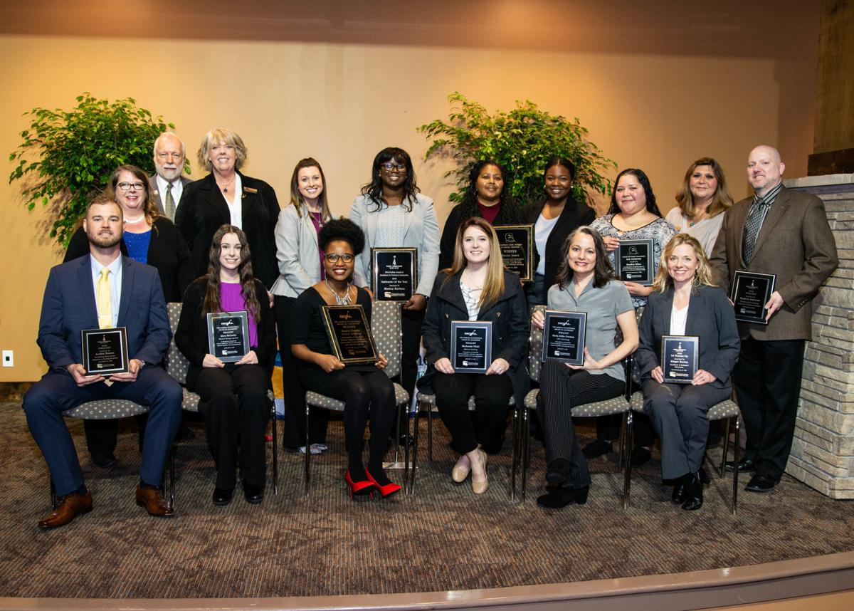 CTC Student and Faculty Award Winners and Finalists.JPG