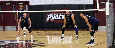 First steps: Reinhardt men's volleyball begins inaugural season