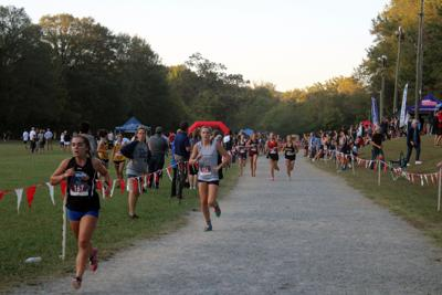 Etowah and Cherokee take home team and individual titles at the Cherokee County XC Meet
