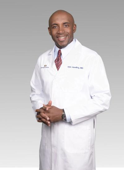 Dr. Kirk Hewling