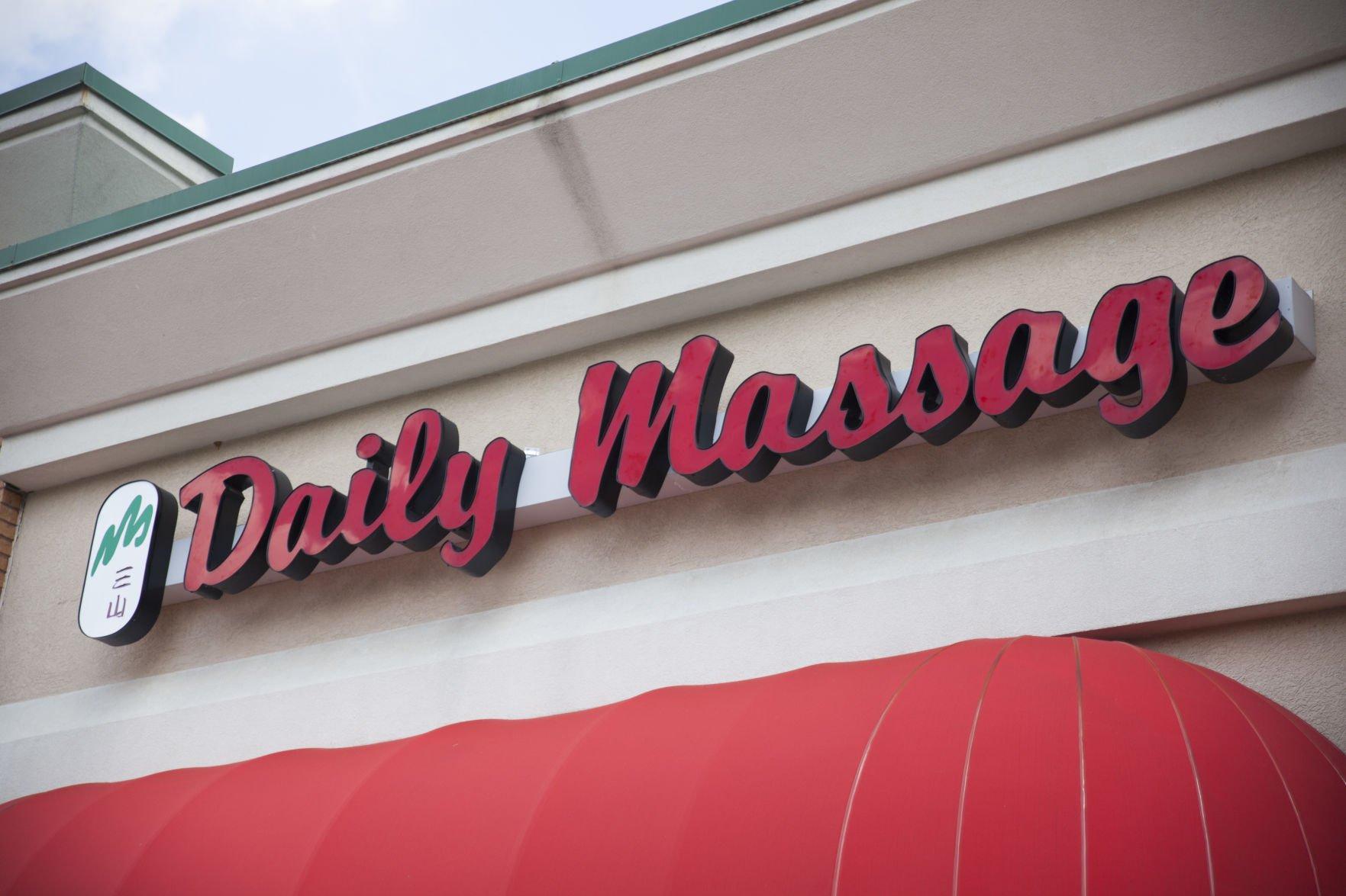 Daily massage woodstock ga