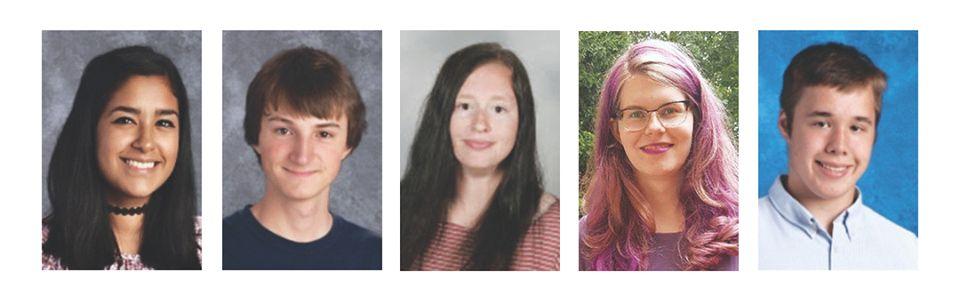 CCSD National Merit semifinalists