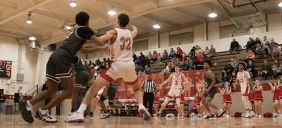 All cylinders: Cherokee boys win fifth-straight game in highest scoring output of season