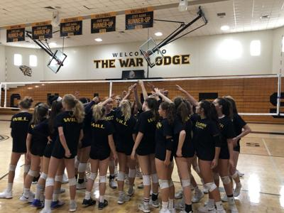 Sequoyah volleyball team unfazed by state championship match