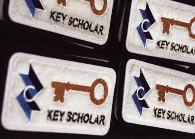 CCSD Key Scholars patches.jpg