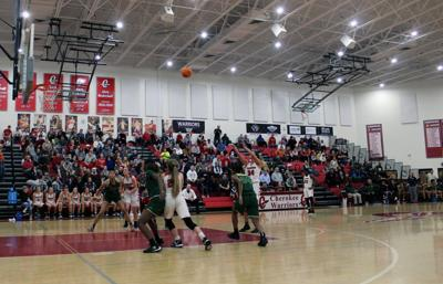 Cherokee girls pull away from Grayson to advance to state quarterfinals