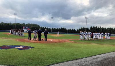 Big inning helps Woodstock knock off Lassiter in region opener