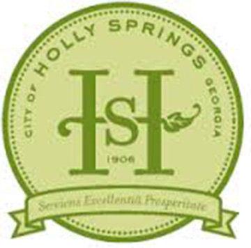 City of Holly Springs Logo