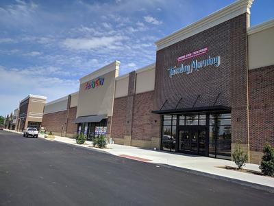 Hobby Lobby And Other Businesses At Canton Exchange Are Expected To Open This Month