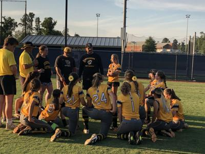 Disciplined approach: Lady Chiefs earn road win behind patient offensive strategy