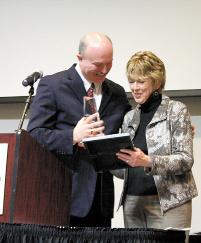 McFather named 'First Citizen'