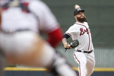 CORRECTION Braves Keuchel Baseball