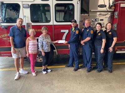 Cherokee Fire Station 7